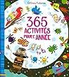 365 activit�s pour l'ann�e