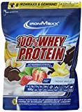 IronMaxx 100 Prozent Whey Protein, French Vanilla, 1er Pack (1 x 500 g)