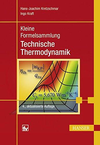formelsammlung bis zum abitur Kleine Formelsammlung Technische Thermodynamik