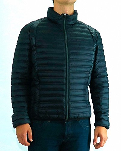 Bikkembergs - Dirk Bikkembergs Winter Jacket Blue Serious - XL, blu