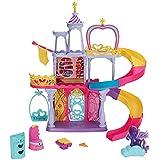 My Little Pony - A8213eu40 - Poupée - Rainbow Château de Princesse - Twilight Sparkle - Arc en Ciel
