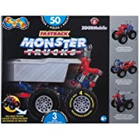Alex Brands 27138 - Zoob Fastback Monster Trucks, Baukästen