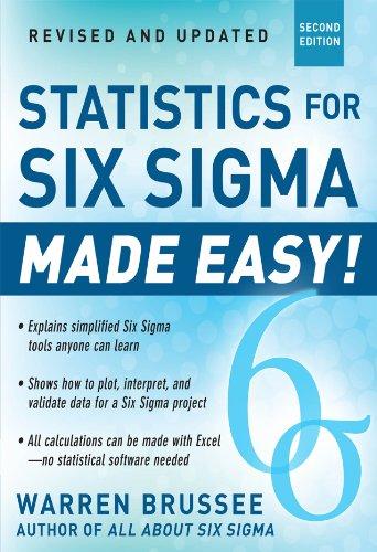 Statistics for six sigma made easy revised and expanded second statistics for six sigma made easy revised and expanded second edition by brussee fandeluxe Choice Image