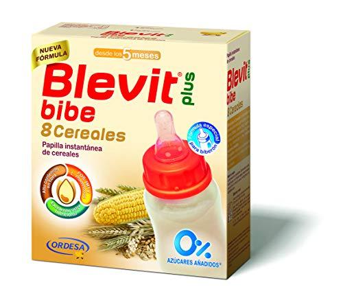 Blevit Plus Papilla 8 Cereales Para Biberón 6 Unidades