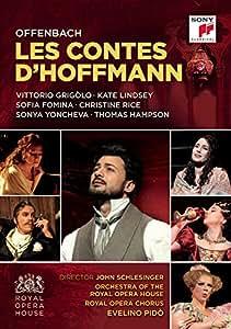 Offenbach: Les Contes D'hoffmann [DVD] [2017]