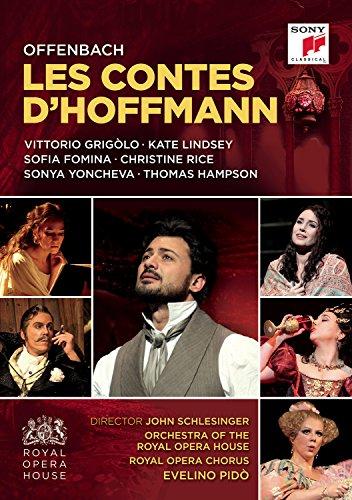 Les Contes d'Hoffmann/Hoffmanns Erzählungen [2 DVDs]