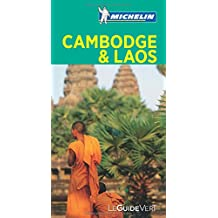 Guide Vert Cambodge-Laos Michelin