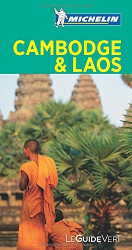 Guide Vert Cambodge-Laos Michelin
