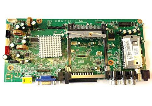 Preisvergleich Produktbild TECHNIKA 15-310C 19-Zoll-TV LED-TV Haupt av Board CV306L-A-20 100427b