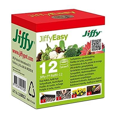 Jiffy 005302 Torf-Quelltöpfe von Jiffy bei Du und dein Garten
