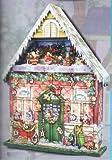 Musikbox Königreich Adventskalender Dekobox