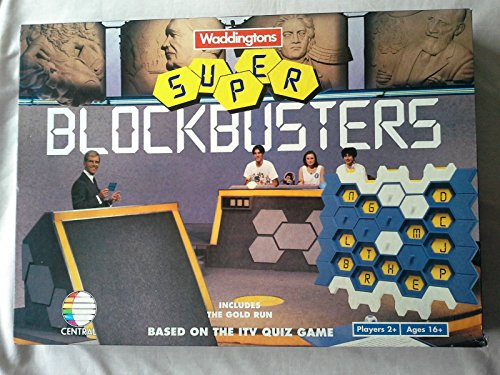 super-blockbusters-incls-the-gold-run-vintage-1991-board-game-by-waddingtons