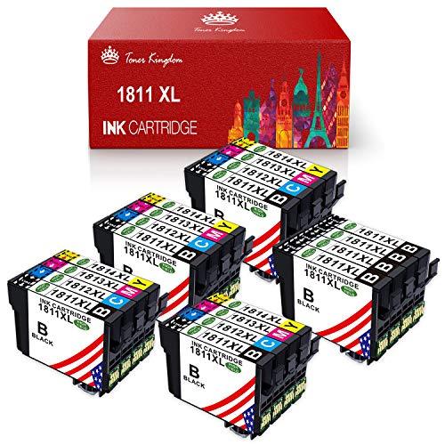 Toner Kingdom 18XL Cartuchos tinta compatibles Epson