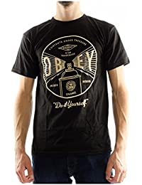 Obey Obey Under Pressure Basic S/S Tee hommes, t-shirt, noir