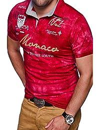 MT Styles Polo PP-MONACO manches courtes T-Shirt R-2992