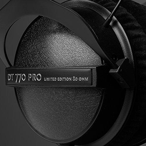 Beyerdynamic DT770Pro Kopfhörer schwarz Limited Edition - 4
