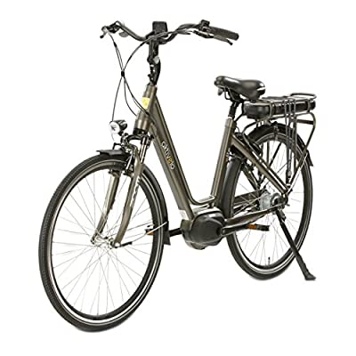 aktivelo Alu-Elektro-Rad »elite« 28 Zoll 8 Gang E-Bike Pedelec