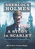 [A Study in Scarlet] (By (author) Sir Arthur Conan Doyle , Narrator Derek Partridge) [published: April, 2009]