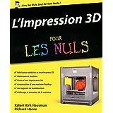 Entrez de plain-pied dans la révolution des dix prochaines années ! L'impression 3D est destinée à court terme à envahir de nombreux domaines de notre vie de tous les jours. Avec une imprimante 3D, nous pouvons dès aujourd'hui créer des objets famili...