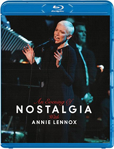 An Evening Of Nostalgia With Annie Lennox [Blu-ray] 515nrqrwwxL
