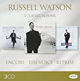 Russell Watson: 3 Classic albums