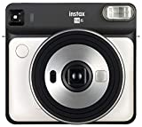 Fujifilm Instax SQ6 - Cámara analógica instantánea Formato Cuadrado, Color Blanco (Pearl)
