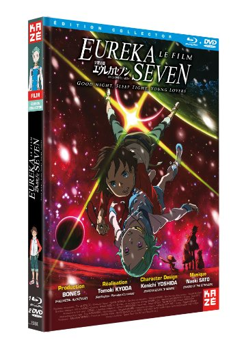 Eureka Seven Le Film - Combo [Blu-Ray] + DVD (édition Collector) [Édition Collector]