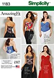 Simplicity Patterns US1183AA Misses' and...
