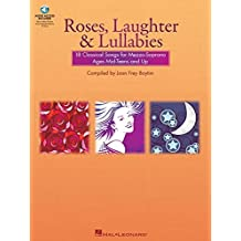 Roses Laughter and Lullabies Mezzo Soprano Bk/online audio (Accompaniments) by Joan Frey Boytim (2008-06-01)