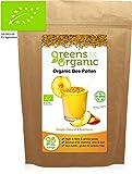 Greens Organic Raw Spanish Bee Pollen 500g (Superfood, Certified Organic) by Greens Organic