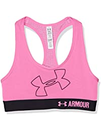 Under Armour fille Fitness Bustier and Top Logo Armour
