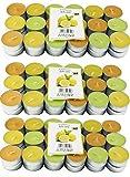 108 Zitronella Duftlichte Teelichter
