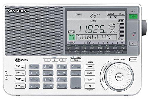 Sangean ATS 909 X Radio numérique FM...