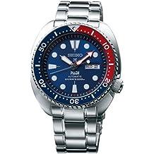 Seiko Prospex automática srpa21Padi Pepsi tortuga buceadores 200M hombres del reloj