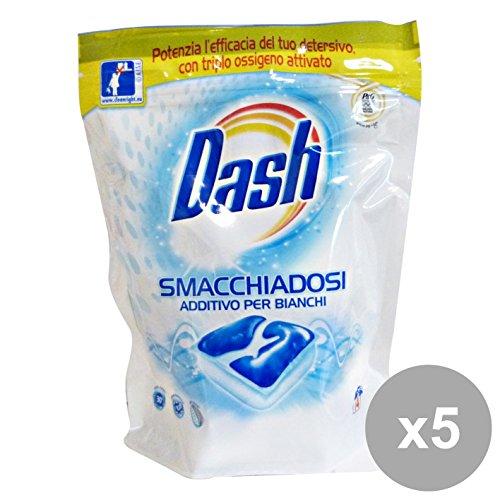 set-5-dash-additivo-bianchi-14-tabs-detergenti-casa