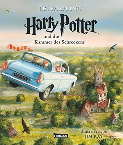 Kammer des Schreckens (farbig illustrierte Schmuckausgabe) (Harry Potter 2) ()