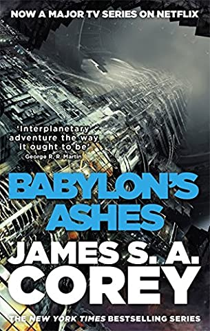 Babylon's Ashes: Book Six of the