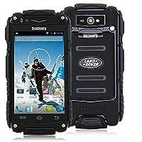 newsunshine sbloccato Discovery V84.0Inch Smart Phone MTK6572Dual Core 1G RAM 4GB di ROM telefono cellulare, colore: nero