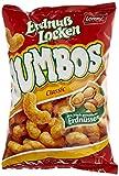Lorenz Erdnuss- Locken Jumbos, 10er Pack (10 x 225 g) -