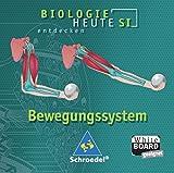 Book - Biologie heute SI / Lernsoftware: Biologie heute SI: Bewegungssystem: Einzelplatzlizenz