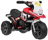 MINI Motocross Elektromotorrad für Kinder Elektrofahrzeuge Kindermotorrad ROT oder GELB! (ROT) - 2