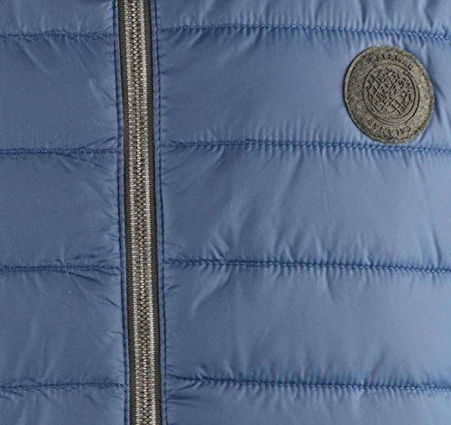 CALAMAR MENSWEAR Herren Weste Blau (BLUE 46)