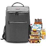 LATIT 20L Cooler Bag Kühlrucksack Kühltasche Groß Thermo Tasche Isoliertasche Picknicktasche für...