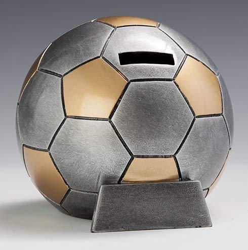 S.B.J - Sportland Fußball Spardose/Sparbüchse