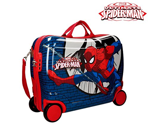 2169961-trolley-bagaglio-a-mano-rigido-cavalcabile-spiderman-50-x-39-x-20-cm-media-wave-store-r