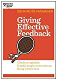 Giving Effective Feedback (20 Minute Manager)