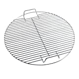 Huaxiong Grille ronde en acier inoxydable pour barbecue dia44,5cm Huaxiong Grille...
