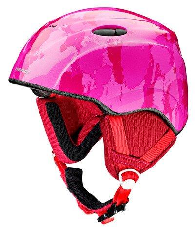 Head Kindersnowboard und Skihelm Star Flamingo Pink in versch Größen (S/M)