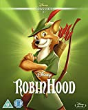 Robin Hood (1973) (Limited Edition Artwork Sleeve) [Blu-Ray]