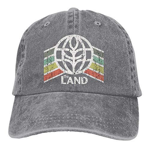 Land, Bun (Doormat-bag Epcot The Land Vintage Logo Summer Cool Heat Shield Unisex Adult Cowboy Hat)